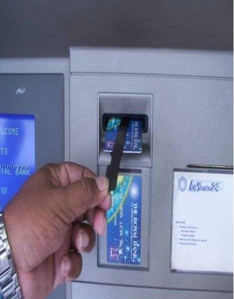 Как фальшивомонетчикам удалось обмануть банкоматы на 15. Как взломать банк