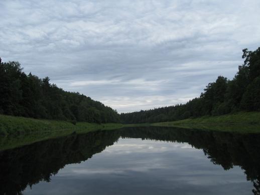 laivu brauciens: Venta (Kuldīga- Nabas ezers)