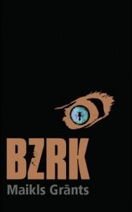 Grāmata- BZRK.