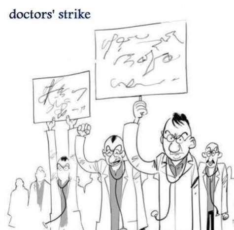 dakteru streiks
