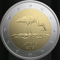 monēta Stārķis