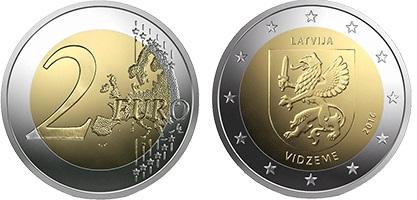vidzemes monēta