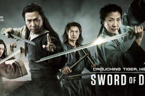 Filma- Tīģeris un drakons: Likteņa zobens.