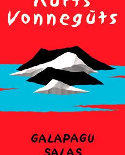 Grāmata- Galapagu salas