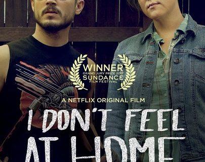 Filma- Es šajā pasaulē vairs nejūtos kā mājās.