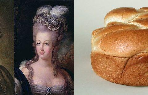 Ja nav maizes, lai ēd kūkas jeb kāda teiciena stāsts.