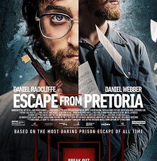 Filma- Bēgšana no Pretorijas.